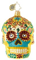 Christopher Radko Calavera De Oro Ornament