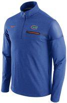 Nike Men's Florida Gators Elite Coaches Dri-FIT Pullover