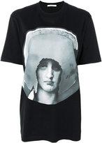 Givenchy oversized Madonna print T-shirt