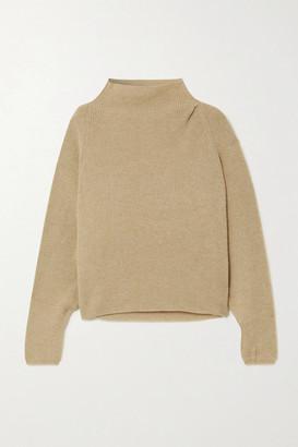 Petar Petrov Karoll Ribbed Cashmere Sweater - Cream