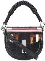 Altuzarra woven detail shoulder bag