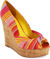 Nine West Shoes, Chillpill Platform Wedge Sandals