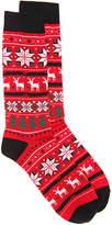 K. Bell Men's Nordic Men's Crew Socks