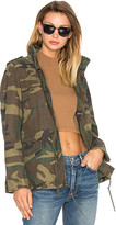 Alpha Industries M-65 Defender W Parka in Army. - size M (also in S)