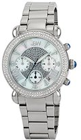 "JBW Women's JB-6210-160-A ""Victory"" Stainless Steel 1.5-Carat Diamond Watch"