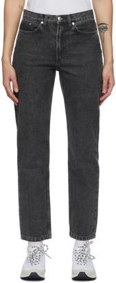 A.P.C. Grey Martin Jeans