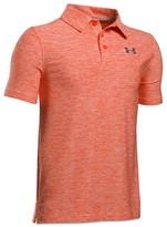 Under Armour Boys' Slubbed Tech Polo Shirt - Sizes S-XL