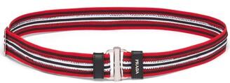 Prada Track-Shaped Buckle Belt