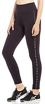 Free People Stitch In Time Embroidered Seam Leggings