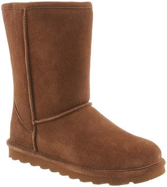 BearPaw Womens Elle Water Resistant Winter Boots Flat Heel