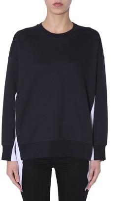 Stella McCartney Logo Stripe Sweater