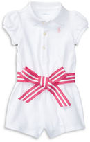 Ralph Lauren Childrenswear Polo Shortall with Sash