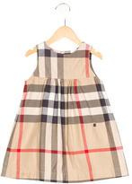 Burberry Girls' Exploded Check Sleeveless Dress