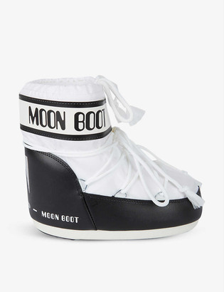 Moon Boot Low-top shell snow boots
