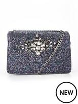 Very Glitter & Jewel Embellished Crossbody