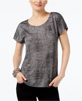 INC International Concepts Studded Top, Created For Macy's