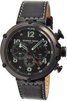 Giorgio Fedon Men's GIOGFBM004 Sport Utility II Black Leather Watch