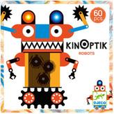 Djeco Multicoloured Robot Kinoptik Game