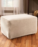 Sure Fit Stretch Stripe 2-Piece Slipcover Collection