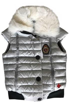JC de CASTELBAJAC Grey Jacket for Women