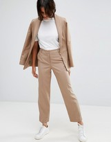Asos Tapered Pant with Piping Detail