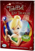 Disney Tinker Bell and the Lost Treasure DVD
