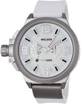 Welder Men's 900 K22 Chronograph Stainless Steel Round Watch