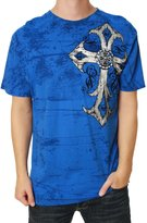 Xtreme Couture Xtree Coutureen's Superior Heist Short Sleeve Graphic T-Shirt-ediu