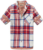 Scotch & Soda Fake Double Layer Shirt