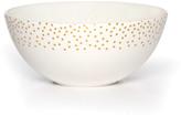 Mikasa Lustre Gold Dots Vegetable Bowl