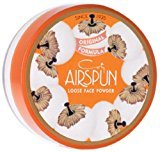 Coty Airspun Loose Powder, Suntan, 2.3 Ounce