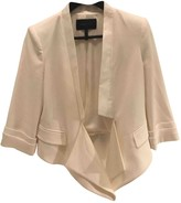 BCBGMAXAZRIA White Jacket for Women