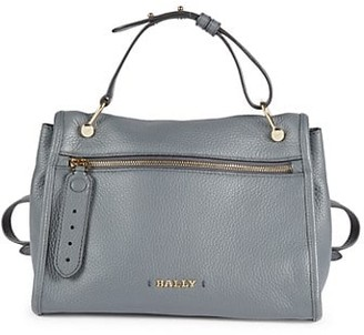 Bally Bianne Convertible Leather Backpack