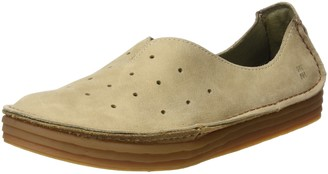 El Naturalista S.A Nf88 Pleasant Rice Field Womens Slip On Shoes