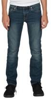 Volcom Toddler Boy's 'Vorta' Slim Fit Jeans