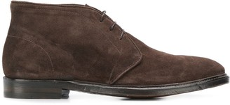 Alberto Fasciani lace-up ankle boots