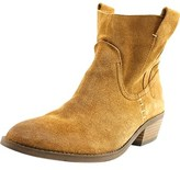Dolce Vita Casey Round Toe Suede Ankle Boot.