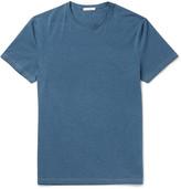 Acne Studios - Edvin Mélange Stretch-cotton T-shirt