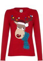 Yumi Rudolf Christmas Jumper