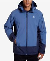 Champion Men's Big & Tall Tech Hooded Snowboard Jacket
