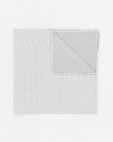 Le Château Italian-Made Silk Pocket Square