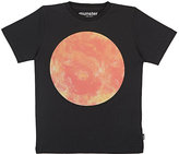 Munster Moon-Motif Cotton T-Shirt