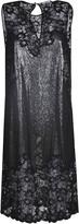Paco Rabanne Sleeveless Lace Dress