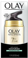 Olay Total Effects Anti-Aging Fragrance Free Moisturizer 1.7 Fl Oz, Packaging May Vary