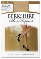 Berkshire Queen Silky Sheer Support Pantyhose