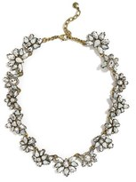 BaubleBar Araz Crystal Collar Necklace