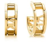 Tiffany & Co. Atlas® hoop earrings