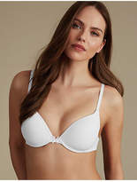 M&S Collection 2 Pack Underwired Plunge T-Shirt Bras