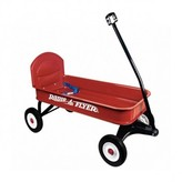 Radio Flyer Ranger Wagon Red