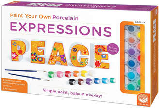 Your Own Paint Porcelain Expressions - Peace